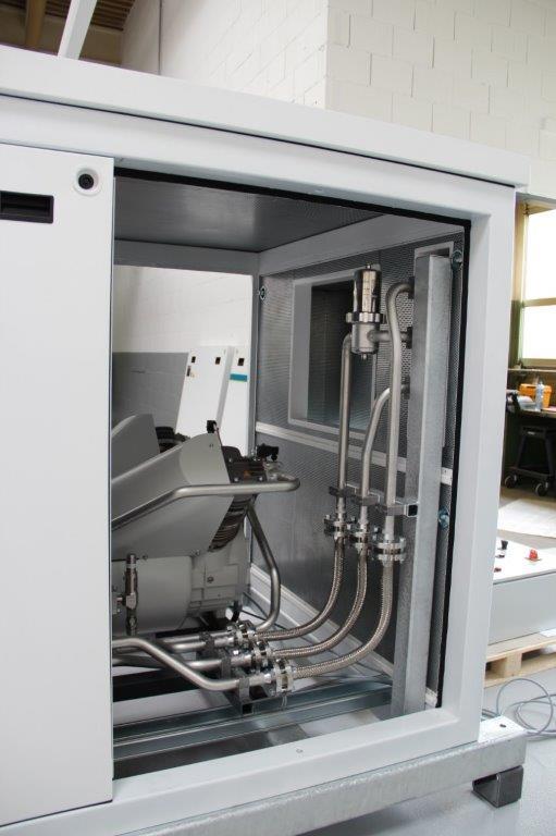 بازیابی گاز CO2 کاربرد کمپرور هاگ ساور